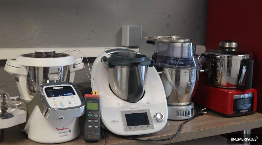 robots cuiseurs multifonctions