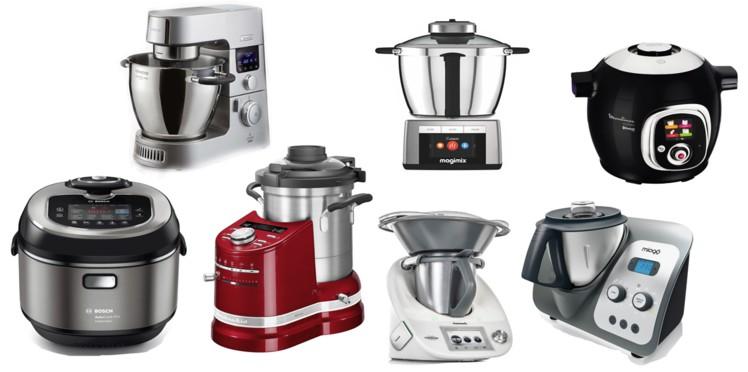 robots cuiseurs