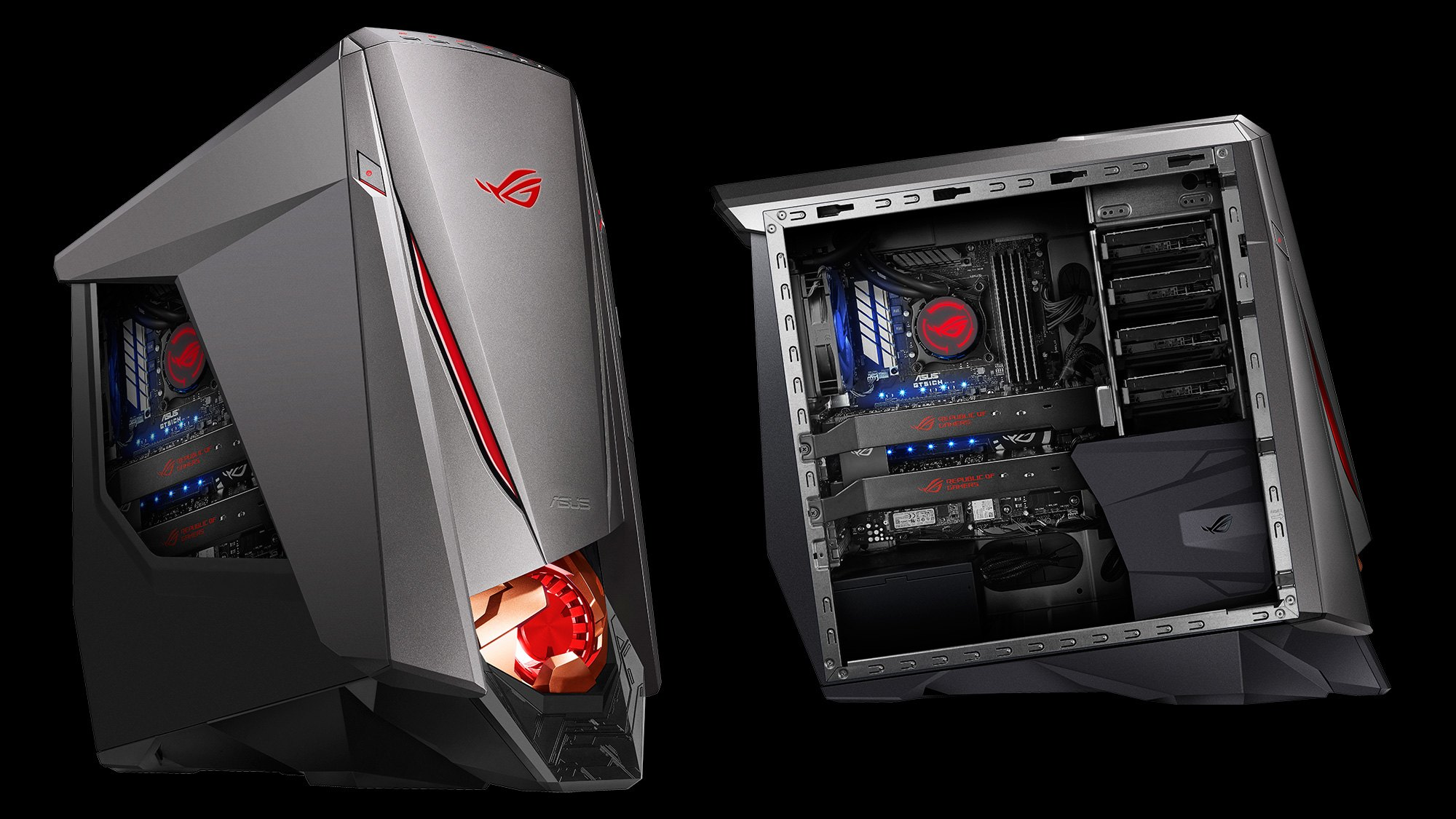rog pc gamer