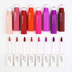 rouge à lèvres gemey maybelline