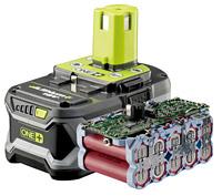 ryobi batterie 18v