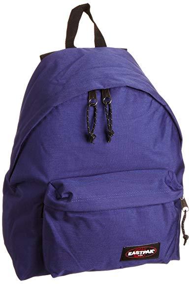 sac a dos eastpak violet foncé