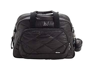 sac à langer beaba noir