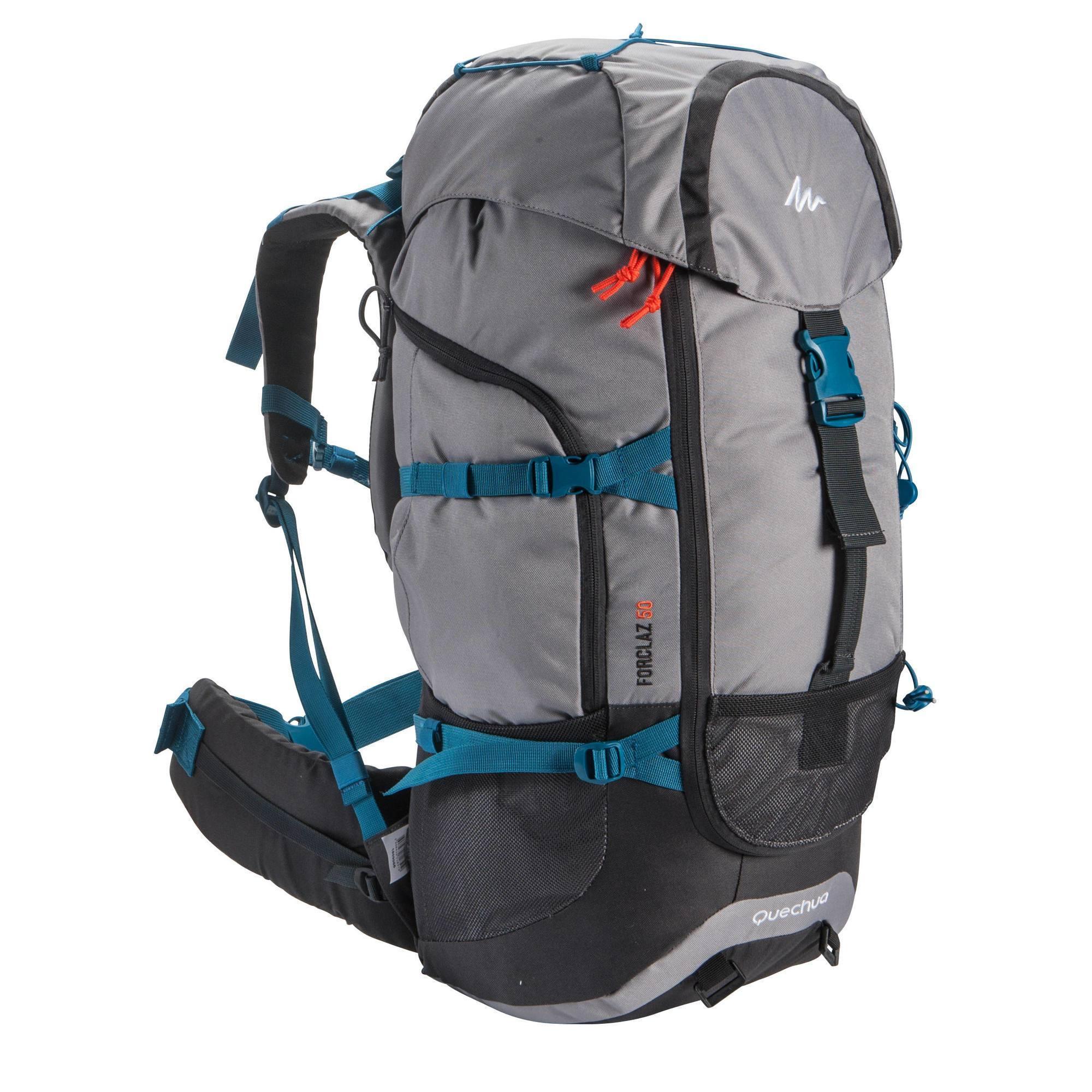 sac camping decathlon