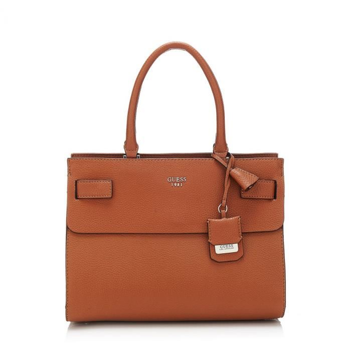 sac guess marron