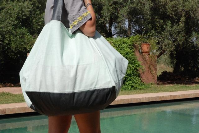 sac plage xxl