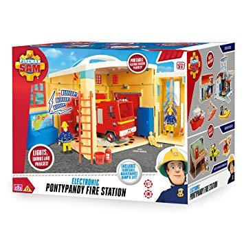 sam le pompier jouet