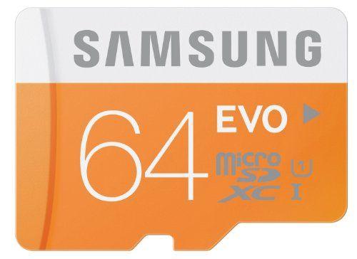 samsung 64 go evo - classe 10