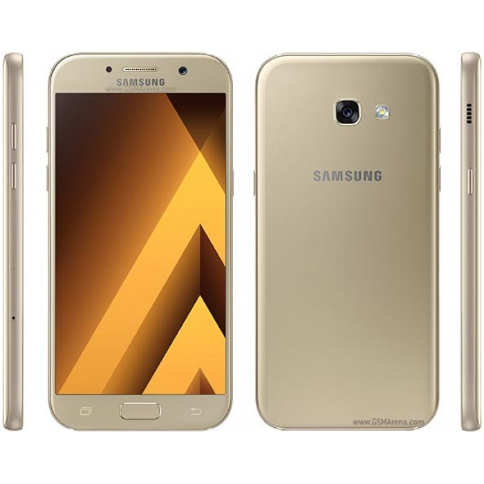 samsung galaxy a5 2017 orange