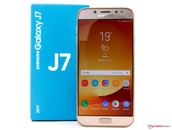 samsung galaxy j7 2017 test