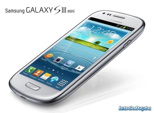 samsung galaxy s 3 mini prix