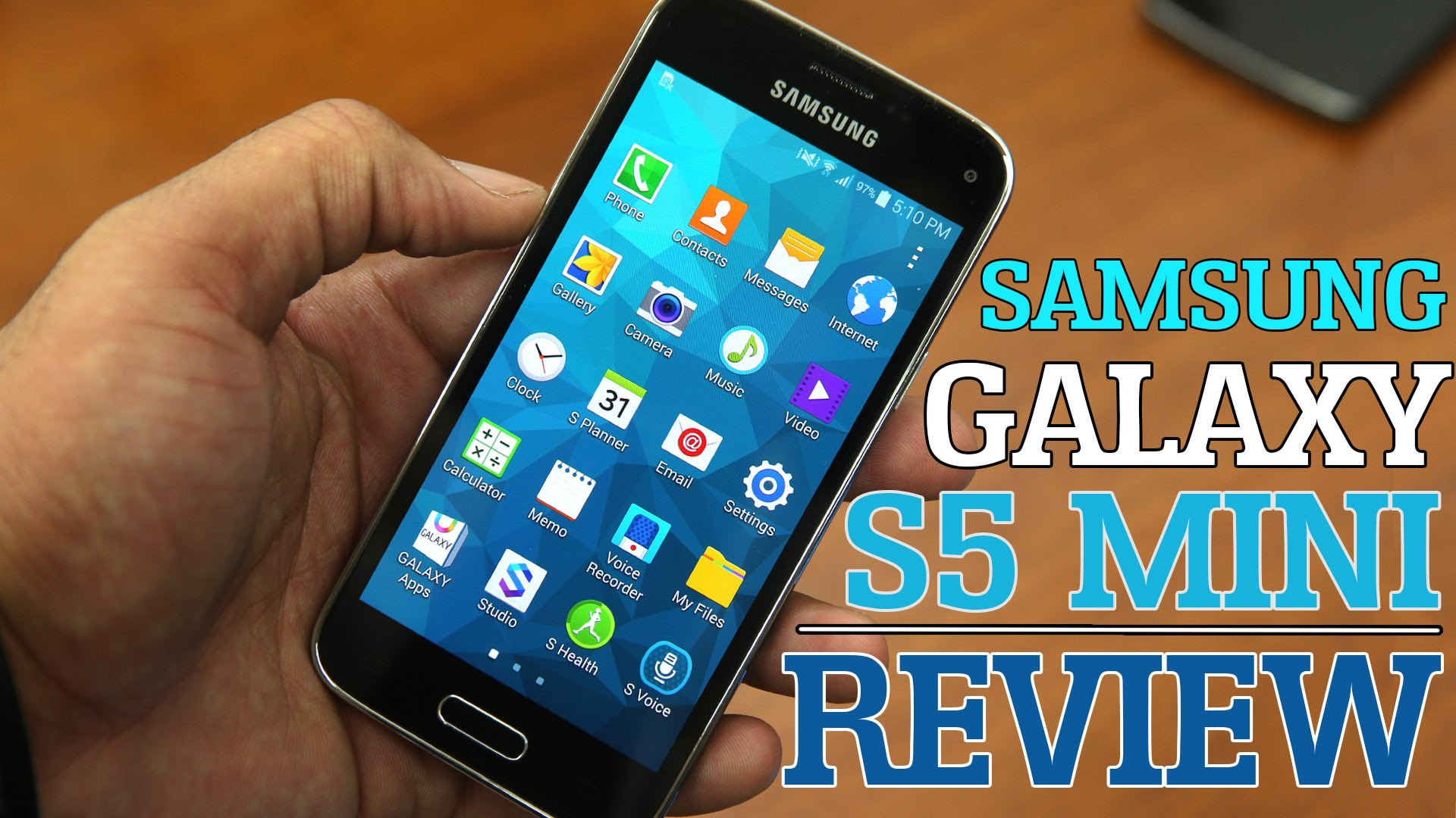 samsung galaxy s5 mini test