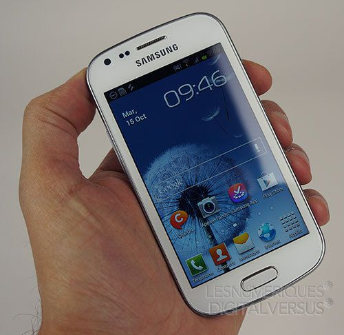 samsung galaxy trend test