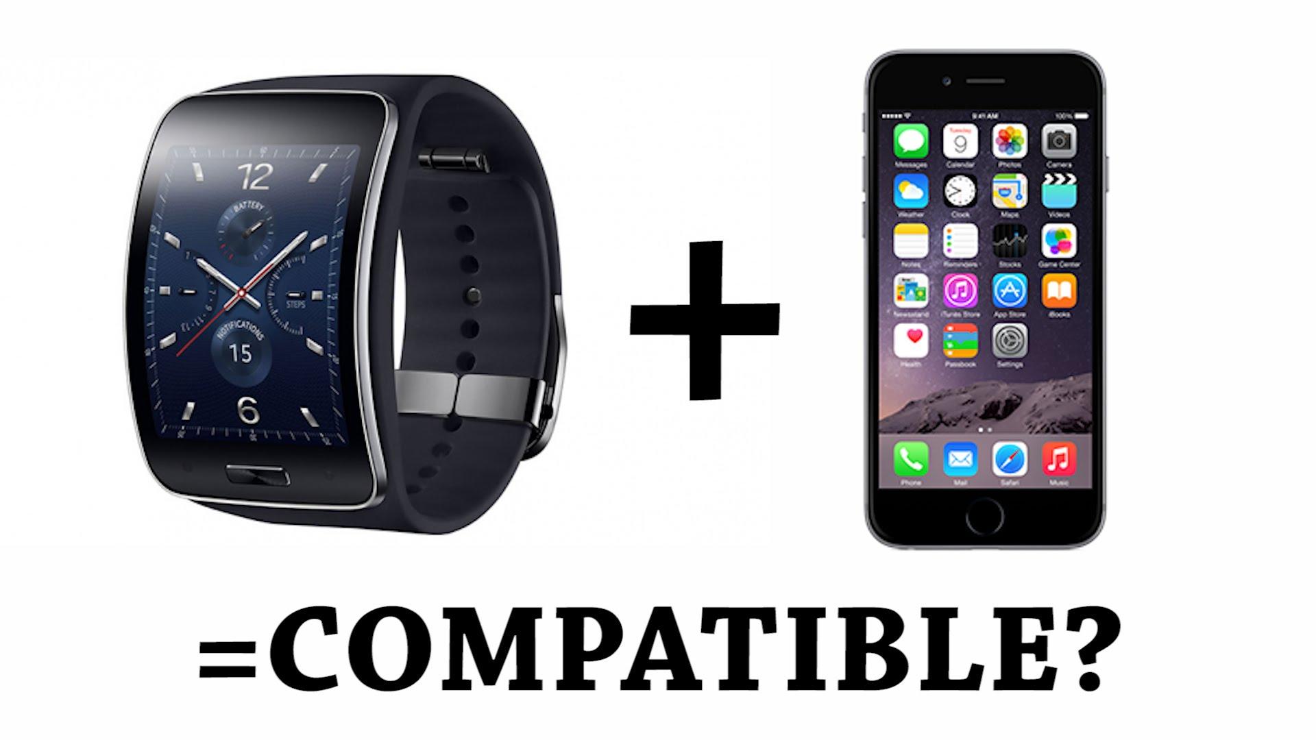 samsung gear s compatible avec quel telephone