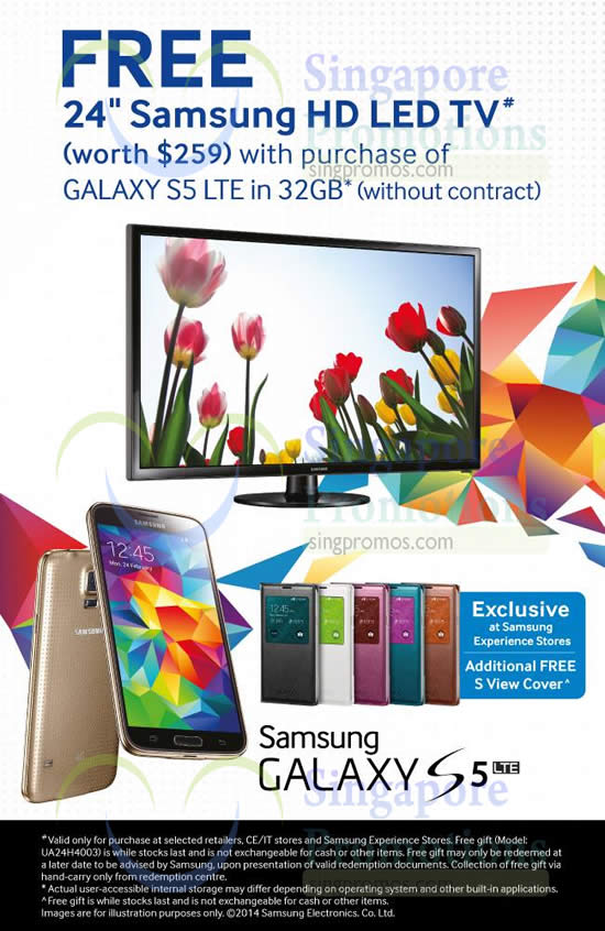 samsung promotions tv