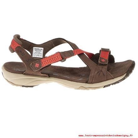 sandales de randonnée femme columbia
