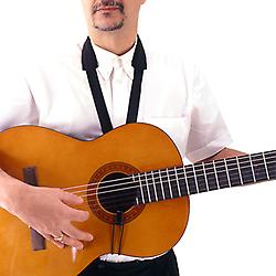sangle pour guitare classique