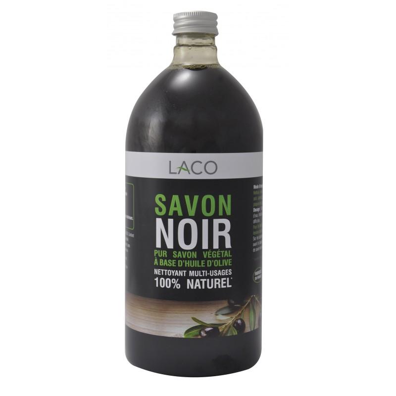 savon noir liquide pour le corps