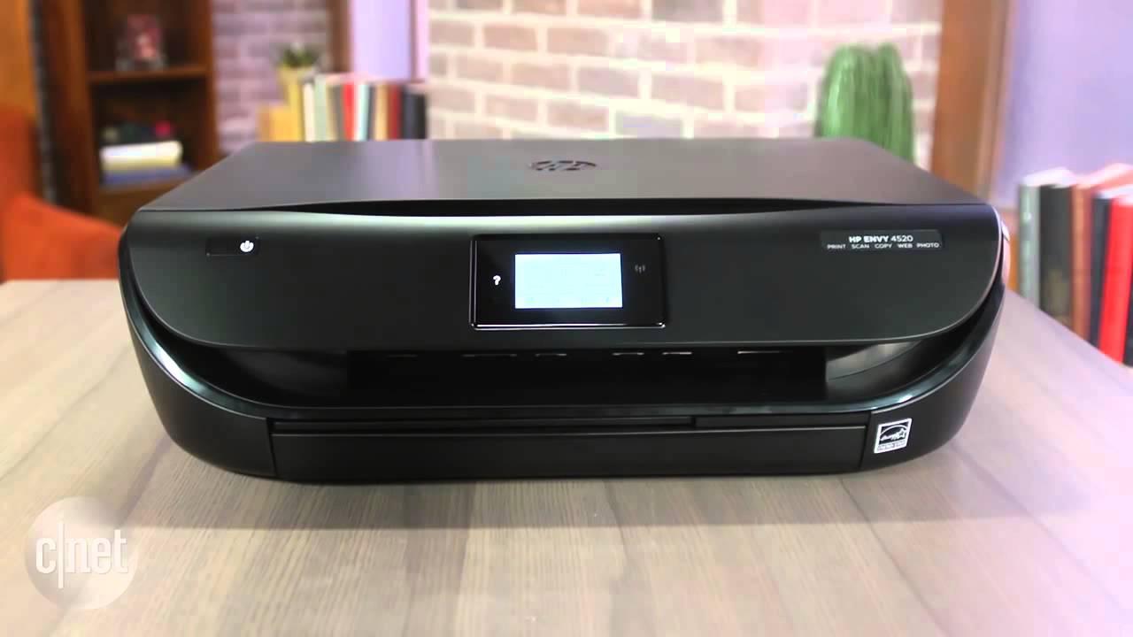 scanner avec hp envy 4520