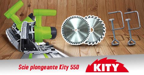 scie kity 550