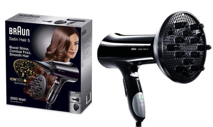 seche cheveux braun