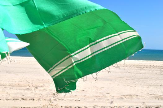 serviette de plage legere