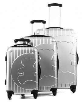 set de 3 valises pas cher
