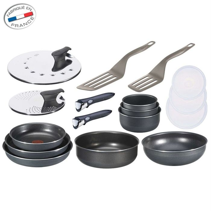 set poele induction