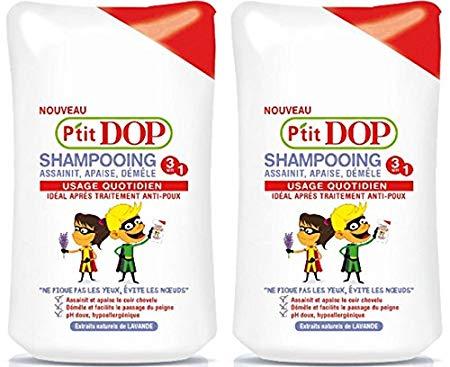 shampoing dop anti poux