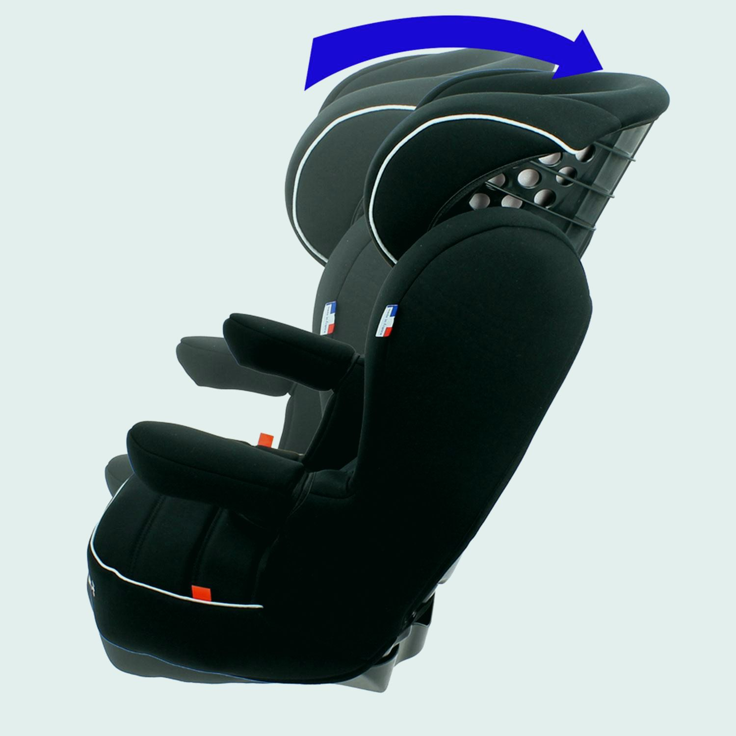 siege auto isofix 1 2 3 inclinable