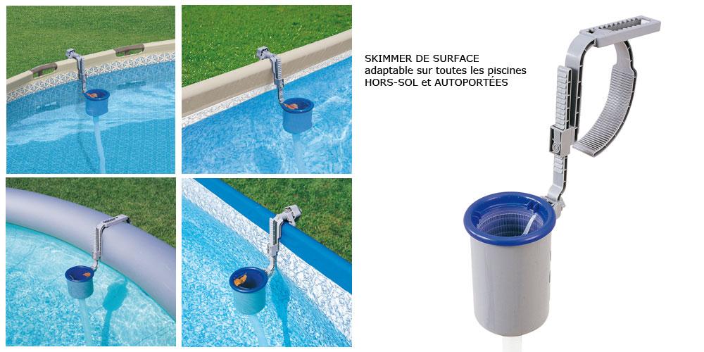 skimmer pour piscine hors sol bestway