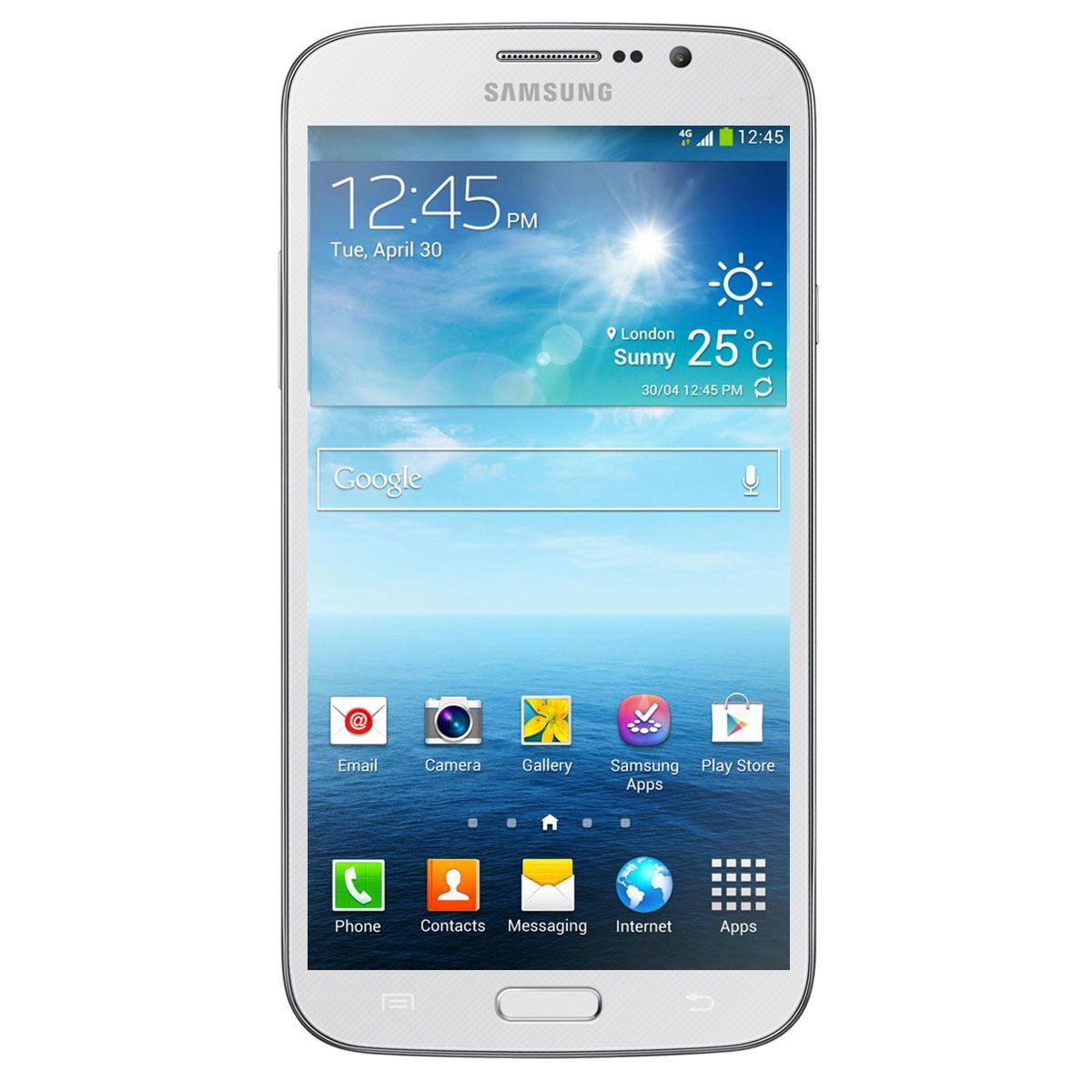 smartphone blanc pas cher