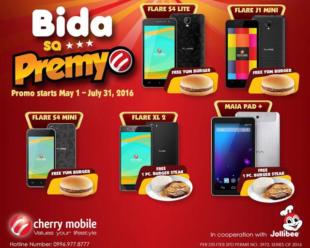 smartphone promo