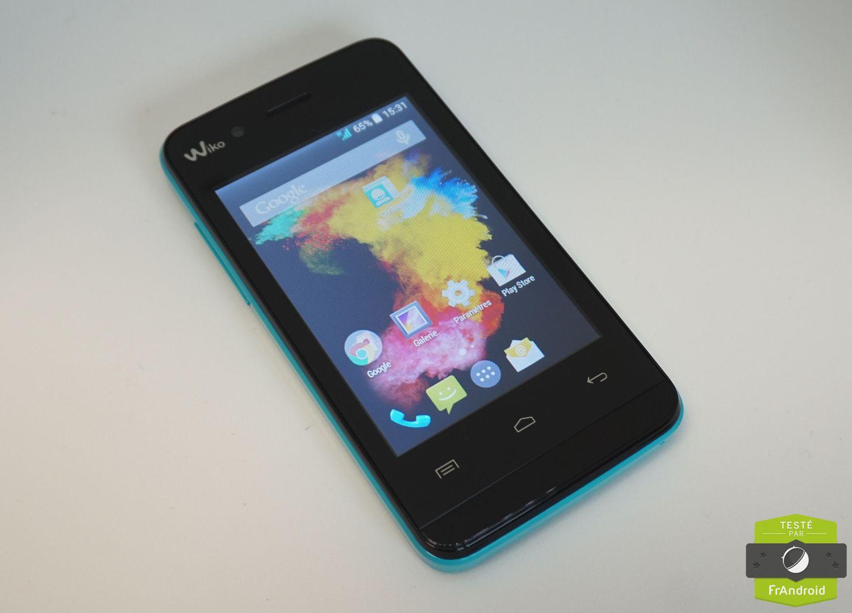 smartphone wiko avis