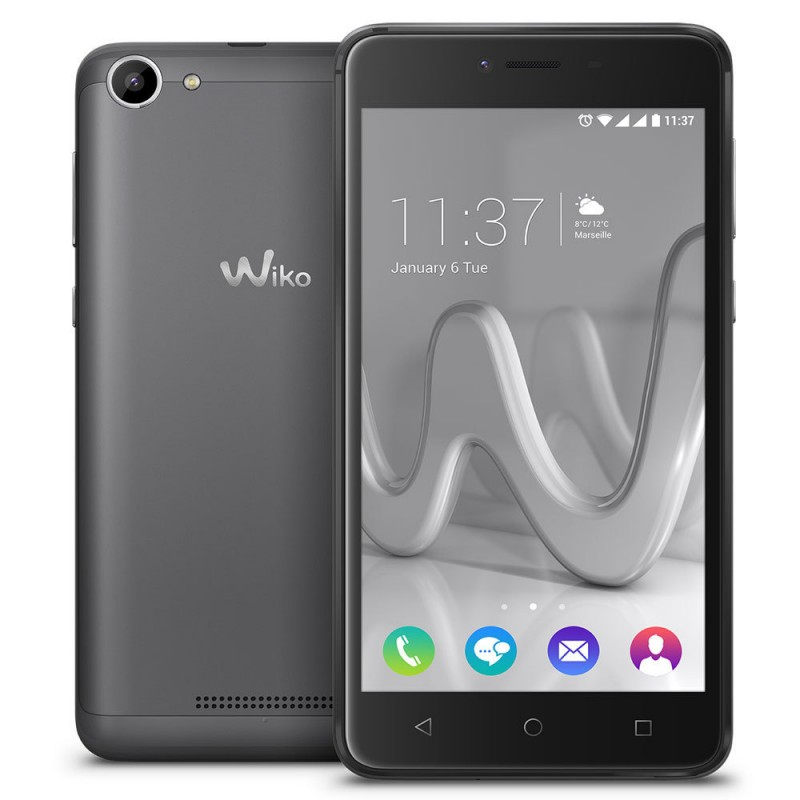 smartphone wiko lenny 3 gold