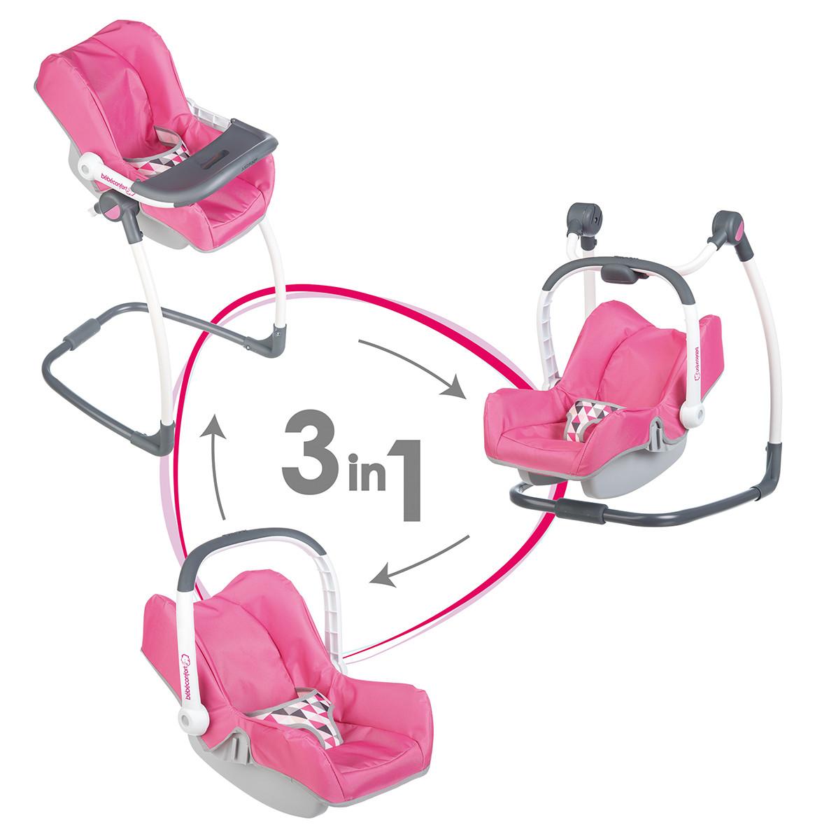 smoby chaise haute 3 en 1