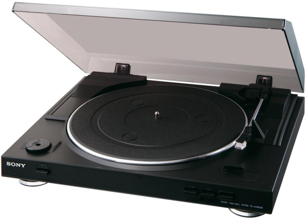 sony ps-lx platine 300
