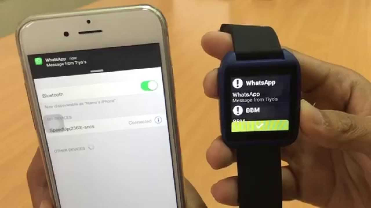 sony smartwatch 2 iphone