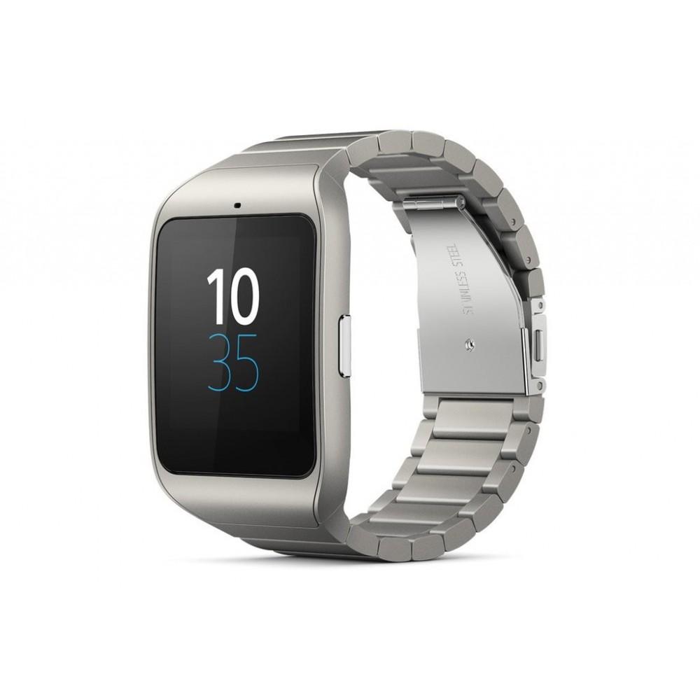 sony smartwatch 3 argent