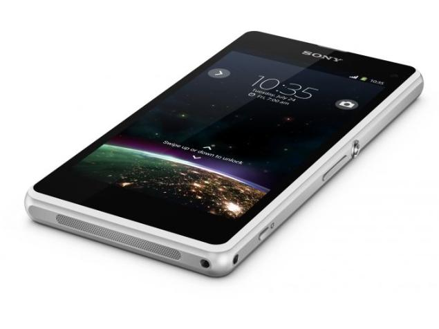sony xperia z compact