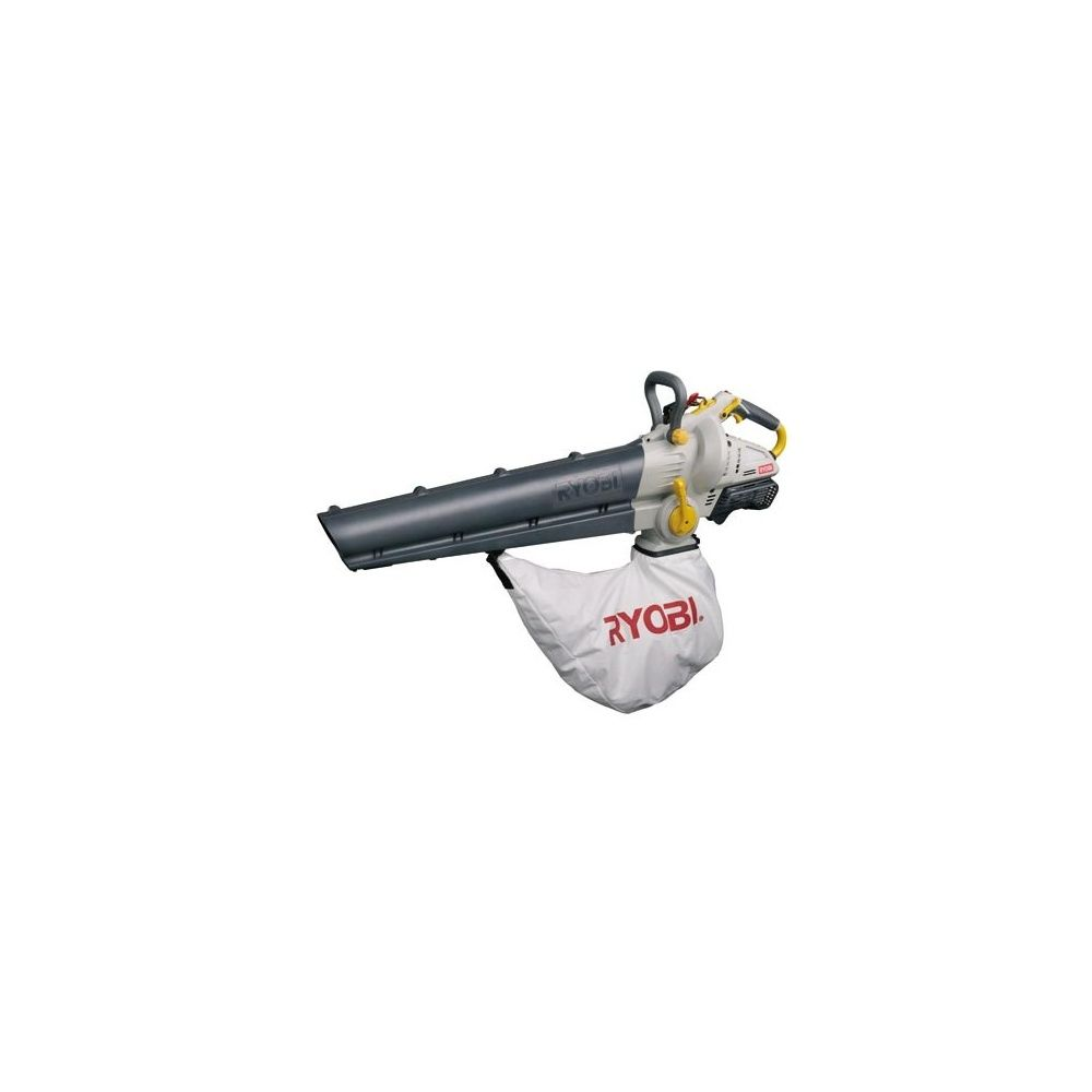 souffleur aspirateur ryobi