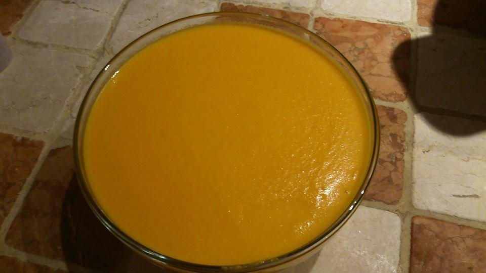 soupe au companion