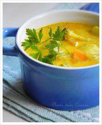 soupe synonyme