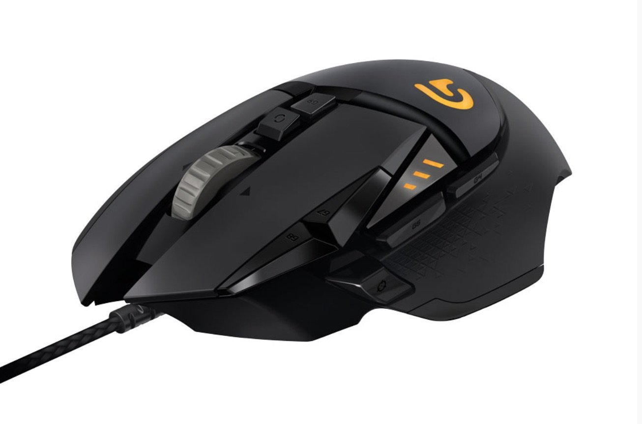 souris gamer test