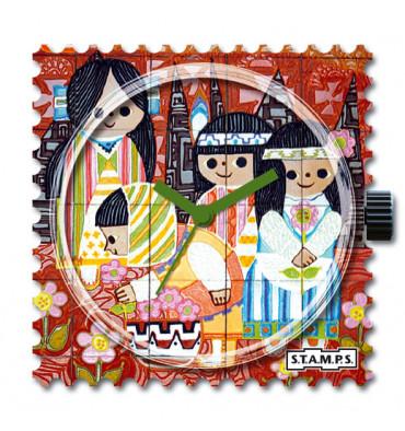 stamps cadran