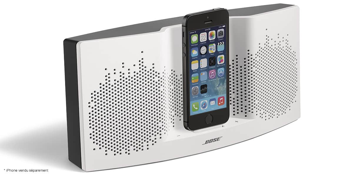station d accueil iphone 6 bose