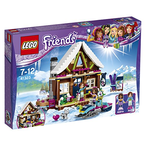 station de ski lego