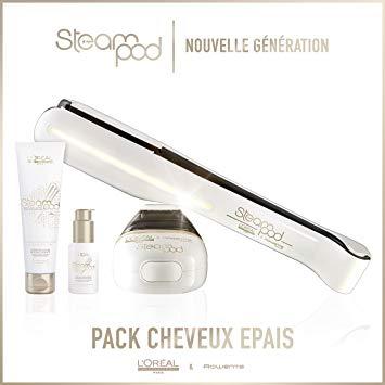 steampod 2.0 cheveux epais