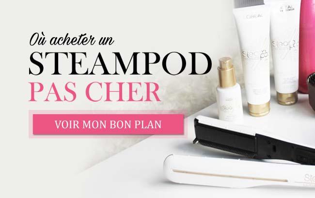 steampod pas cher