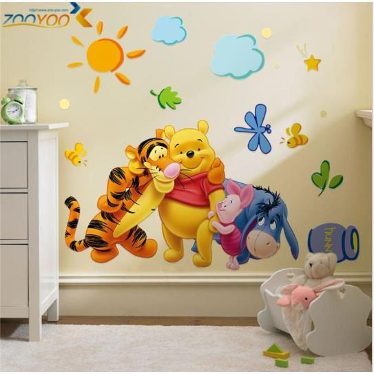 stickers disney chambre bébé
